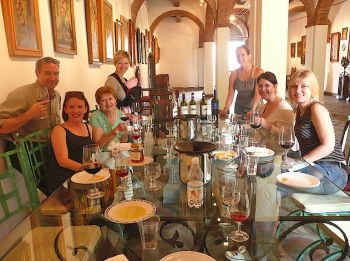 Wine tasting in Tuscany